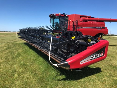 Header-Draper/Flex For Sale:  2013 Case IH 2162