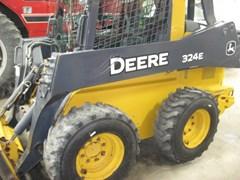 Skid Steer For Sale 2016 John Deere 324E