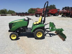 Tractor For Sale 2017 John Deere 1023E , 18 HP