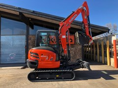 Excavator-Mini For Sale 2019 Kubota KX040 , 40 HP