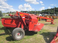 Mower Conditioner For Sale 2009 Case IH DC132