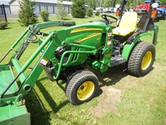 Tractor - Compact Utility For Sale 2009 John Deere 2320 , 24 HP