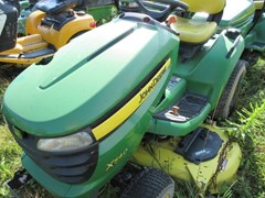 Lawn Mower For Sale 2007 John Deere X540 , 26 HP