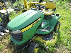 Lawn Mower For Sale 2012 John Deere X300 , 19 HP