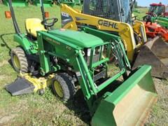 Tractor For Sale 2004 John Deere 2210 , 22 HP