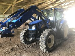 Tractor For Sale 2011 New Holland T6050 Plus , 125 HP