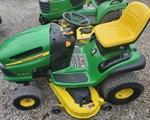 Riding Mower For Sale2010 John Deere LA145, 22 HP