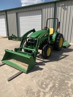 Tractor For Sale 2015 John Deere 4105 , 41 HP