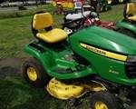 Riding Mower For Sale: 2009 John Deere X300, 17 HP