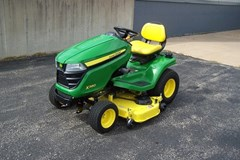 Riding Mower For Sale 2016 John Deere X380 , 22 HP
