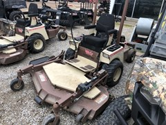 Zero Turn Mower For Sale 2010 Grasshopper 727 , 27 HP