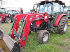 Tractor - Utility For Sale 2008 Case IH Farmall 95U , 95 HP