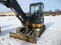 Excavator-Mini For Sale 2011 John Deere 60D