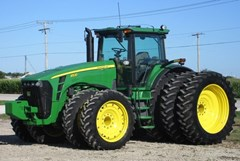 Tractor For Sale 2008 John Deere 8530 , 305 HP
