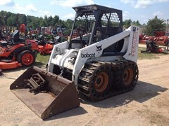 Skid Steer-Track For Sale 1995 Bobcat 853H , 58 HP