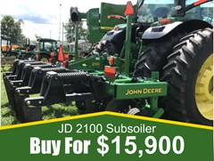 Rippers For Sale 2017 John Deere 2100