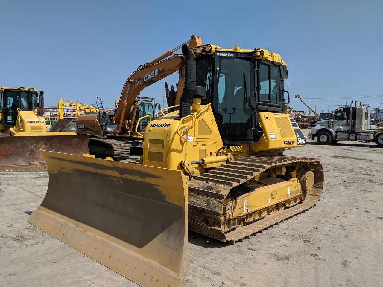 2019 Komatsu D51PXI-24 Crawler Tractor For Sale