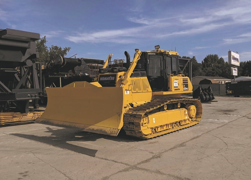 2019 Komatsu D65PXI-18 Crawler Tractor For Sale