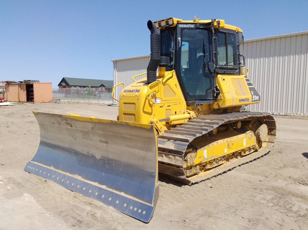 2019 Komatsu D51PX-24 Crawler Tractor For Sale