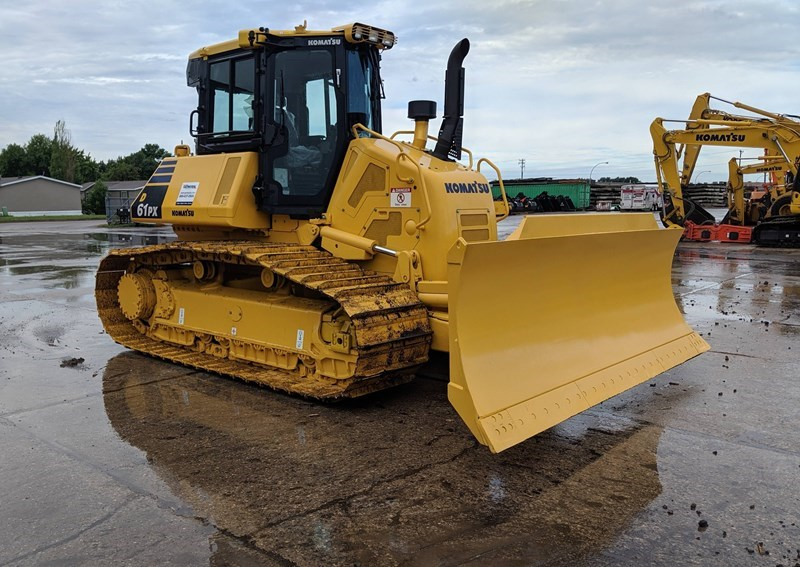 2019 Komatsu D61PX-24 Crawler Tractor For Sale
