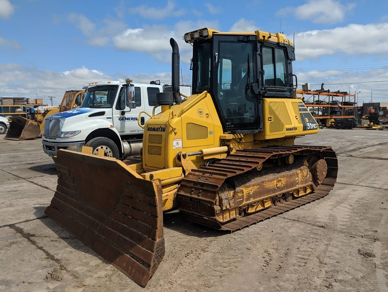 2015 Komatsu D51PXI-22 Crawler Tractor For Sale