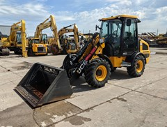 Loader For Sale 2019 JCB 407 AGRI