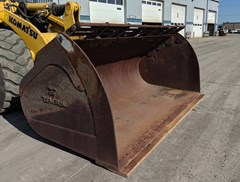 Loader Bucket For Sale:  2013 GEM WA470B