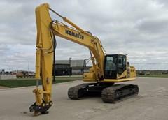 Excavator For Sale 2018 Komatsu PC240LC-11