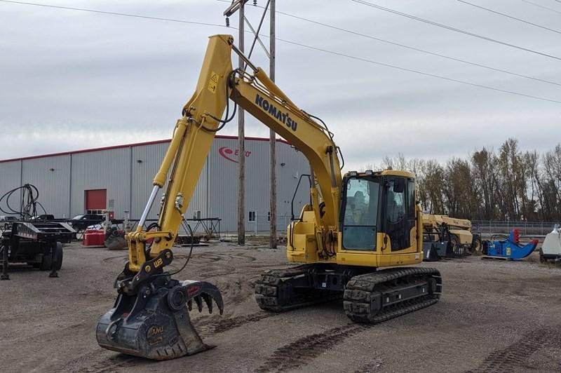 2019 Komatsu PC138USLC-11 Excavator For Sale