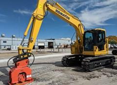 Excavator For Sale:  2019 Komatsu PC138USLC-11