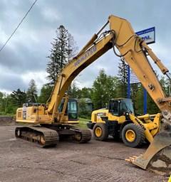 Excavator For Sale 2014 Komatsu PC360LC-10