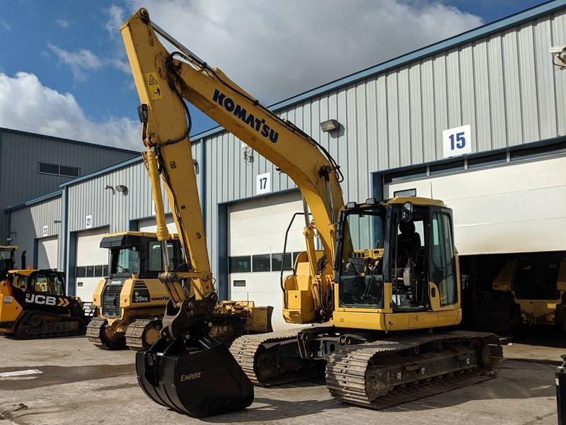 2015 Komatsu PC138USLC-10 Excavator For Sale