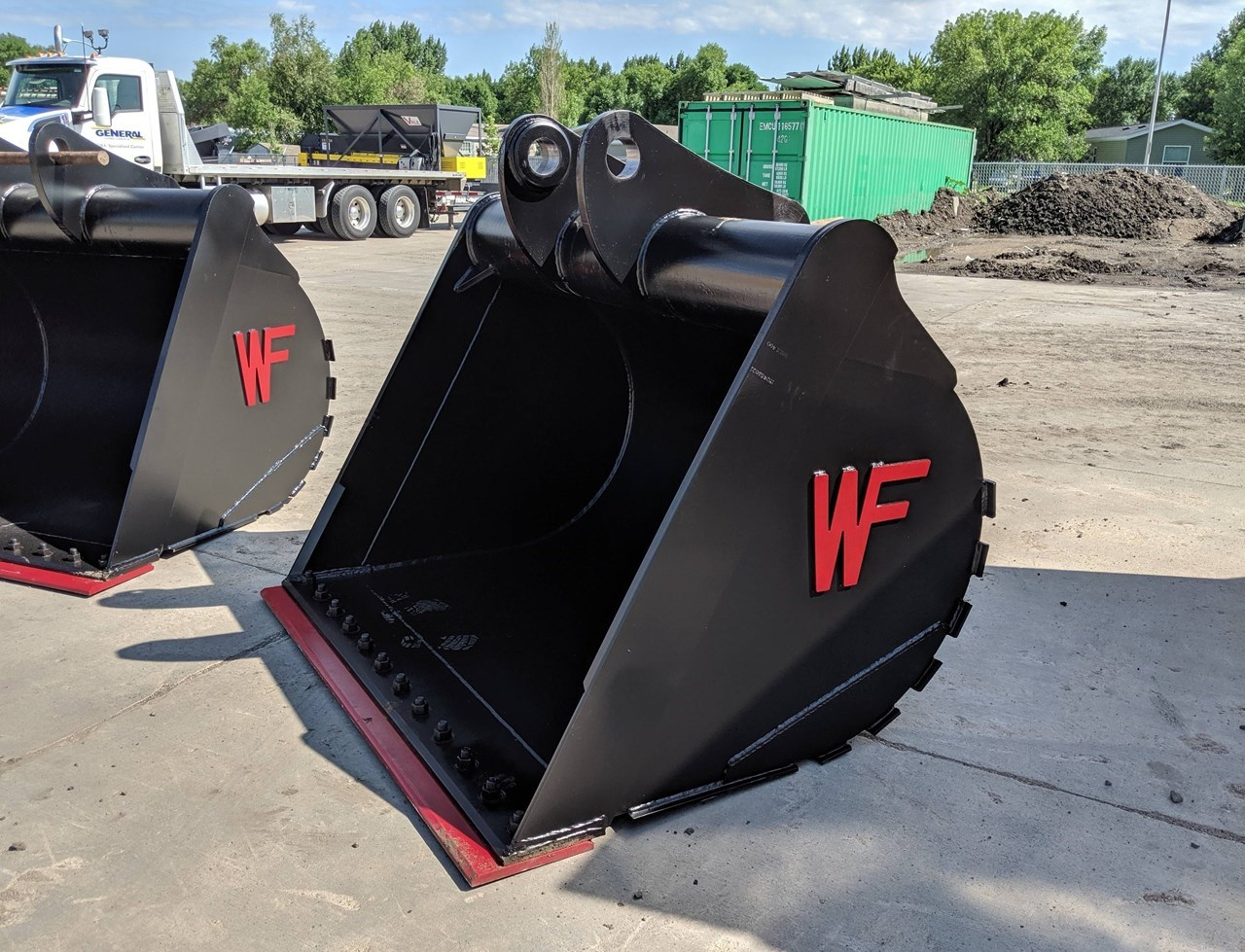 2019 WAHPETON FABRICATION PC490D72 Excavator Bucket For Sale