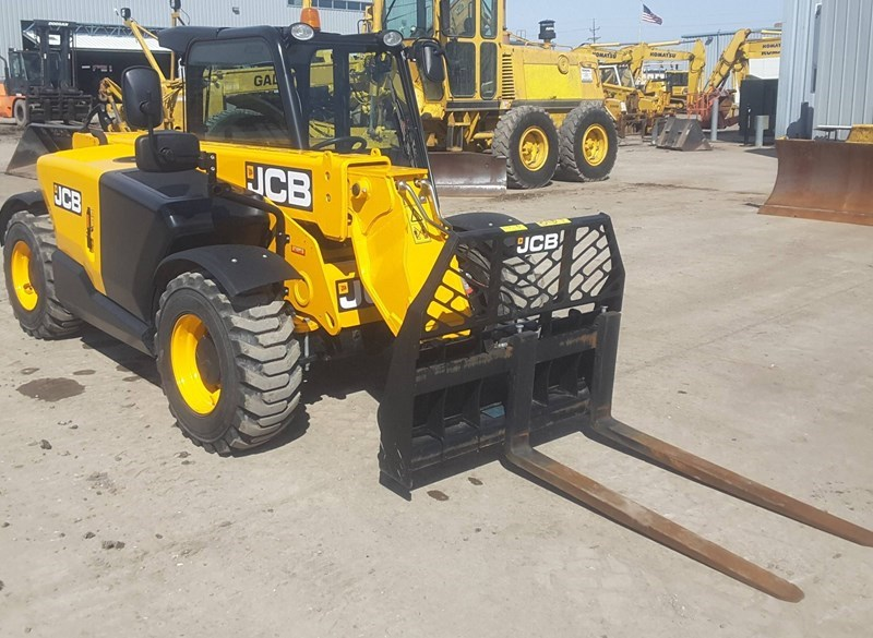 2019 JCB 505-20 Forklift For Sale