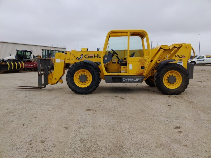 1999 Gehl DL6L Forklift For Sale