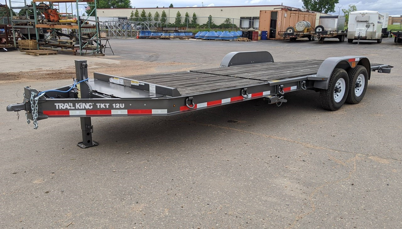 2019 Trail King TKT12U Trailer - Equipment For Sale