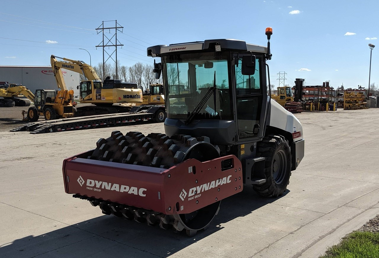 2019 Dynapac CA1500PD Compactor For Sale