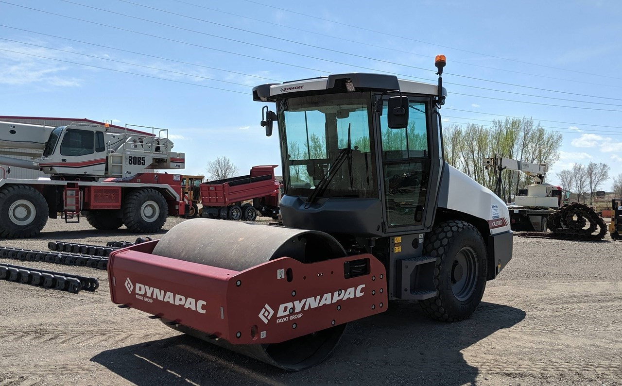 2019 Dynapac CA1500D Compactor For Sale