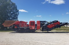 Crusher - Impact For Sale:  2018 Finlay I-120RS