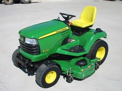 Riding Mower For Sale 2012 John Deere X720 , 24 HP