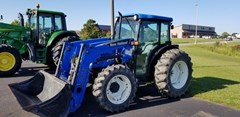 Tractor For Sale 2005 New Holland TN60A , 55 HP