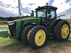 Tractor - Row Crop For Sale 2018 John Deere 8400R , 400 HP