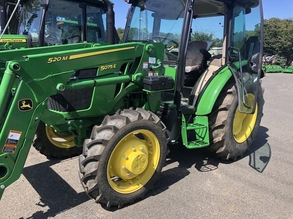 2018 John Deere 5075E Tractor - Utility For Sale