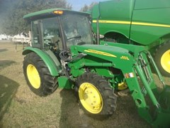 Tractor - Utility For Sale 2014 John Deere 5075E , 75 HP