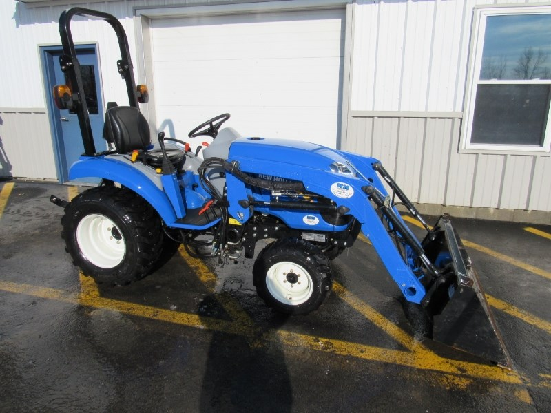 New Holland Boomer 24 Tractor For Sale