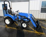 Tractor For Sale:  New Holland Boomer 24, 24 HP