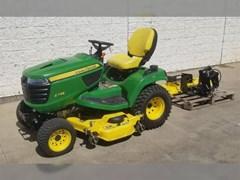 Riding Mower For Sale 2014 John Deere X738 , 26 HP