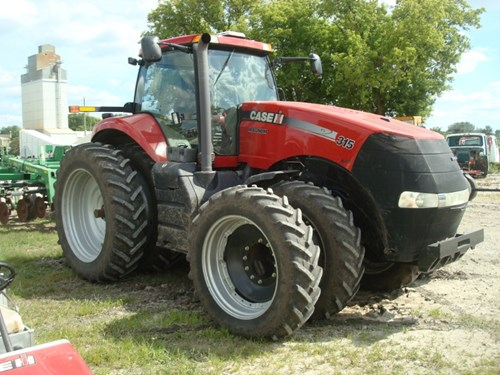Tractor For Sale:  2012 Case IH 315 , 315 HP