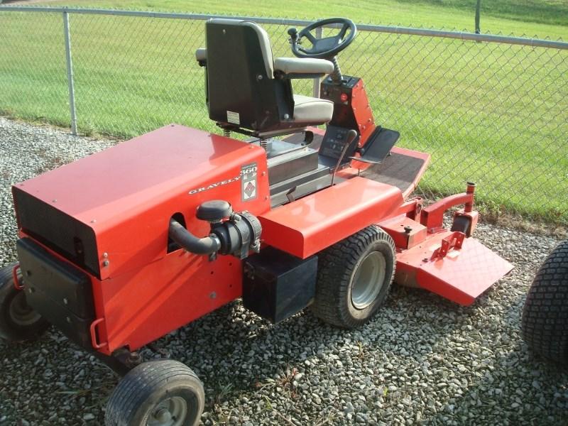 1999 Gravely PM360 Zero Turn Mower For Sale