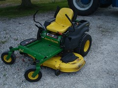 Zero Turn Mower For Sale 2007 John Deere Z445 , 25 HP